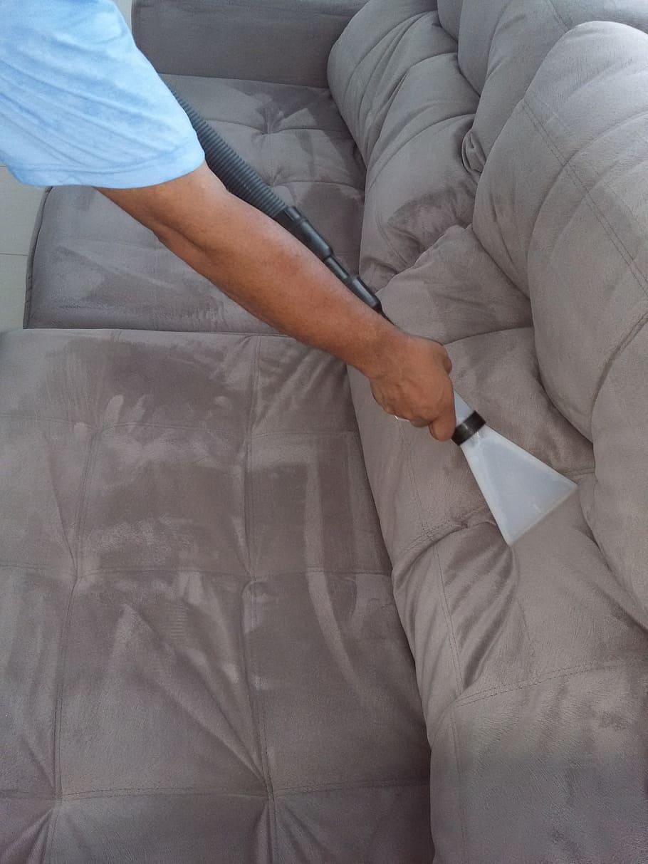 čištění sedačky